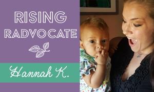 Rising Radvocate: Hannah Kimmer
